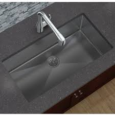 Elkay Avado  X  Stainless Steel Single Bowl Undermount - Single undermount kitchen sinks