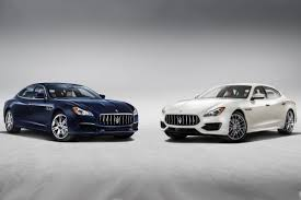 maserati car 2016 maserati quattroporte gets styling tweaks and new trims for 2016