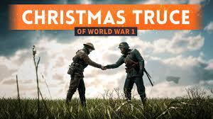 the christmas truce of world war 1 battlefield 1 youtube