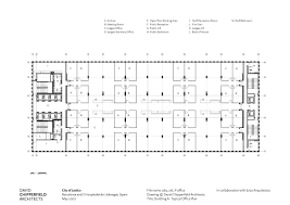Office Plans by David Chipperfield Building A Typical Office Plan Abs