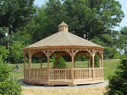 backyard gazebo ideas from lancaster county backyard in kinzers pa