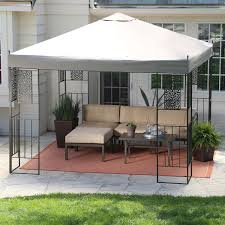 Patio Gazebo 10 X 10 by Other 10 X 12 Regency Gazebo Outdoor Garden