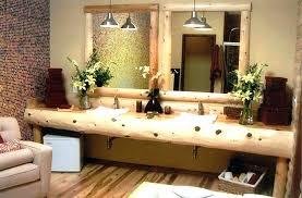 Turquoise Bathroom Vanity Brown And Turquoise Bathroom Turquoise Bathroom Cabinet Large Size