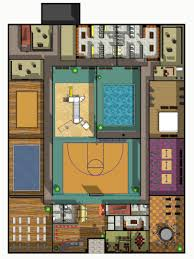 Gym Floor Plan by My Gym Renderings For Interior Designer Jeannette Dera By Rhianna