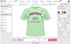 product customization software for print shop shopify t shirt