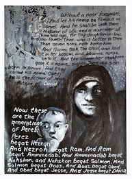 ruth in jewish art richard mcbee artist and writer