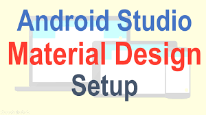 android studio dashboard tutorial 213 android material design tutorial youtube