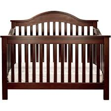 Espresso Convertible Crib by Furniture Dazzling Unique Brown Wood Davinci Kalani 4 In 1