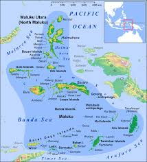 Map Of The Virgin Islands Maluku Islands Wikipedia