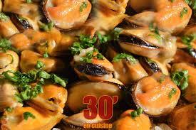 comment cuisiner des moules surgel馥s poêlée de moules ail et persil 30 minutes en cuisine