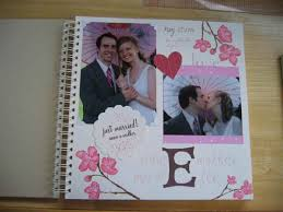Scrapbook Wedding Album Wedding Scrapbook Album Ideas Best Images Collections Hd For