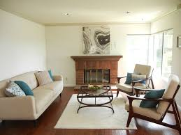 Chair Rail Ideas For Living Room Modern Living Room With Hardwood Floors By Hyelee Design Staging