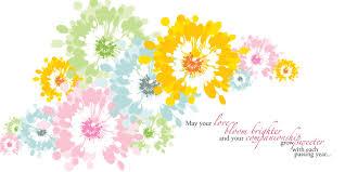 congrats wedding card blooming flowers wedding card buzz ideazz