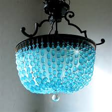 Blue Glass Pendant Light by Sea Glass Pendant Light Top Freeform Sea Glass Pendant Light