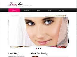 Wedding Website Free 27 Fabulous And Free Wordpress Wedding Themes 2017