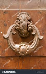 door stock photo ornamental door lock beautiful knob