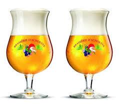 bicchieri birra belga la chouffe il miglior prezzo di in savemoney es