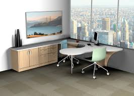 Open Floor Plan Office Space by Best Open Plan Office Desks What You Need To Knowomnirax