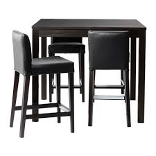 table haute cuisine ikea bjursta henriksdal table de bar 4 tabourets ikea