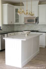 Benjamin Moore Simply White Kitchen Cabinets White Painted Cabinets Simplify A Kitchen Renovation