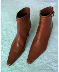 womens brown leather boots size 9 discount womens boots coach brown leather boots size 9 1 2
