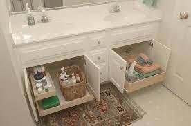 diy bathroom organiser white porcelain console sink oval porcelain