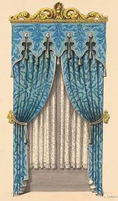 Gold And Blue Curtains 2564 Best Elegant Drapery Images On Pinterest Curtain Designs
