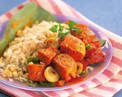 cuisine cr駮le facile recette porc à la créole facile