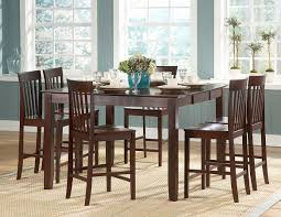 homelegance tully counter height table 5365 36