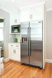 cabinet depth refrigerator dimensions what is the standard depth of a counter depth refrigerator counter
