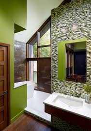 Cute Lime Green Accents Curtain For Small Bathroom Design by Prepossessing 80 Lime Green And Brown Bathroom Ideas Inspiration