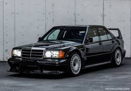1990 mercedes benz 190e 2 5 16 evolution ii german cars for sale