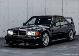 1990 mercedes benz 190e 2 5 16 evolution ii german cars for sale