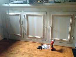adding molding to kitchen cabinets molding for cabinet doors nice looking adding trim to cabinet doors