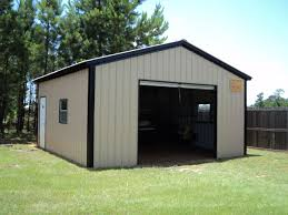 Garages Designs by Metal Garage With Apartment Metal Garage With Apartment Metal