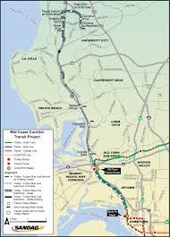 Westfield State University Map by Sandag Announces 1b Federal Grant For Mid Coast Trolley Extension