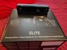 microsoft xbox one kinect bundle 500gb black console 7uv 00239 microsoft xbox one original consoles ebay