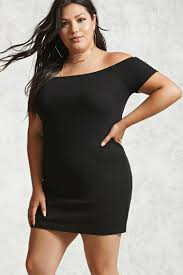 plus size off the shoulder dress forever 21 plus 2000105403