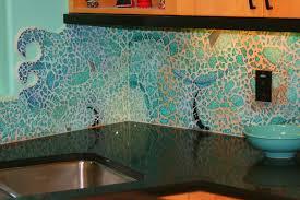 kitchen home depot glass tile sea glass backsplash mosaic