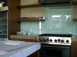 white glass tile backsplash created new glass tile backsplash