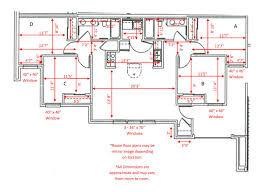 Floor Plan Layout by Bost Hall Housing U0026 Residential Life