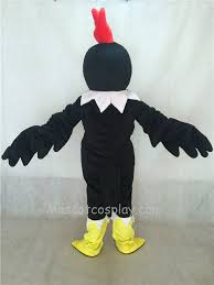 Rooster Halloween Costume Sale Adorable Realistic Popular Professional Black Rooster