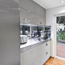australian kitchen designs with stainless furnishings for