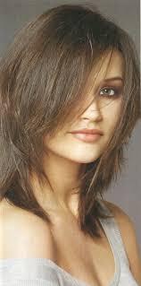 hairstyles layered medium length for over 40 long layered shag haircut hairstyle with layers for long shag hair