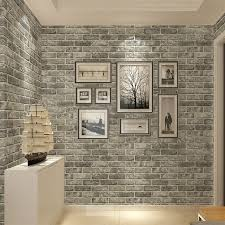 brick wallpaper bedroom vintage chinese style brick wall wallpaper bedroom living room 3d