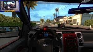 American Truck Simulator 2 0 22 Ford F 150 Raptor Un Viaje