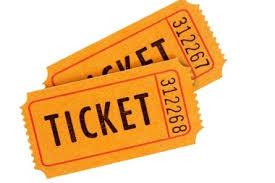 raffle tickets raffle tickets creek valley assocation