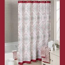 Touch Of Class Shower Curtains Lenox Cardinal Shower Curtain Shower Curtains Design