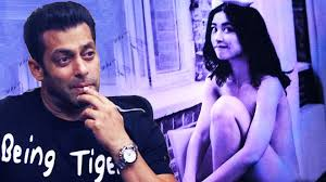 zhu zhu shares scene salman khan u0027s tubelight actress