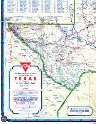 Montana Highway Map Old Highway Maps Of Texas